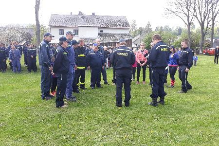 SDH Borovnice - soutěž 2019